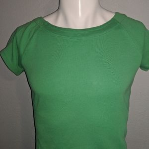Polo Green Womens Shirt XL Excellent Cond